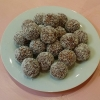Cacao and Cashew Nut Truffles