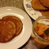 Gluten-Free Oat Pancakes for Breakfast - Part 1